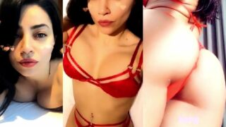 Serpil Cansiz Sexy Lingerie Ass Tease Video Leaked
