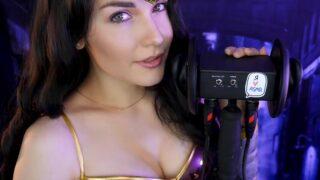 KittyKlaw ASMR Wonder Woman Licking Video Leaked