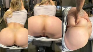Mia Malkova Onlyfans Nude Ass Tease Video Leaked